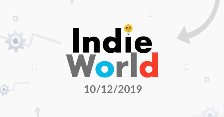 Nintendo Indie World Decembre 2019