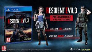 Resident Evil 3 Dlc Preco