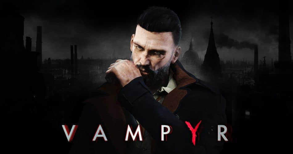 Vampyr Artwork