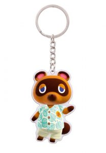 Animal Crossing Keychain 1