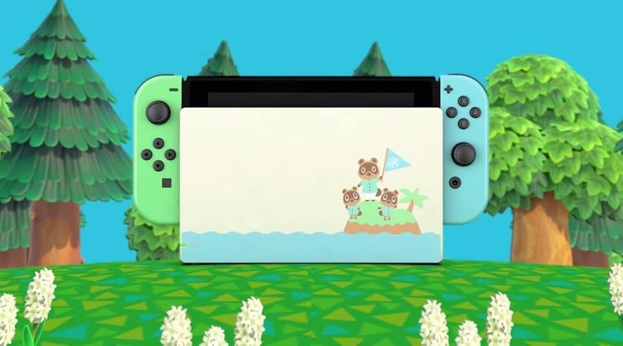 Animal Crossing Switch Edition Limitee