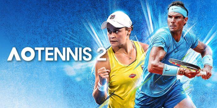 Ao Tennis 2 Final