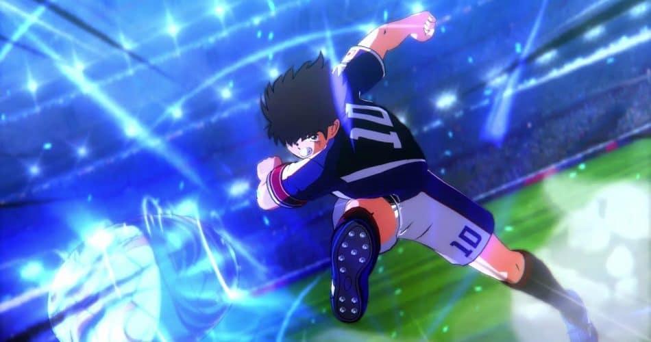 Captain Tsubasa Rise Of New Champions Screen