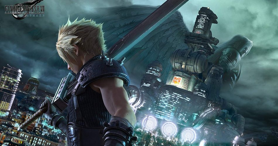 Final Fantasy 7 Remake Art