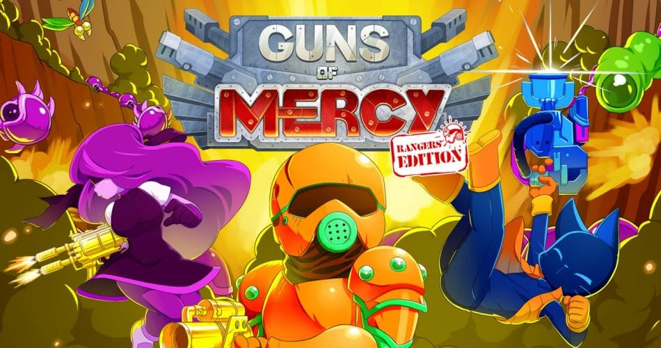 Gun Of Mercy Rangers Edition