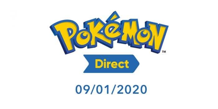 Pokemon Direct Janvier 2020
