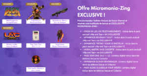 Doom Eternal Deluxe Micromania