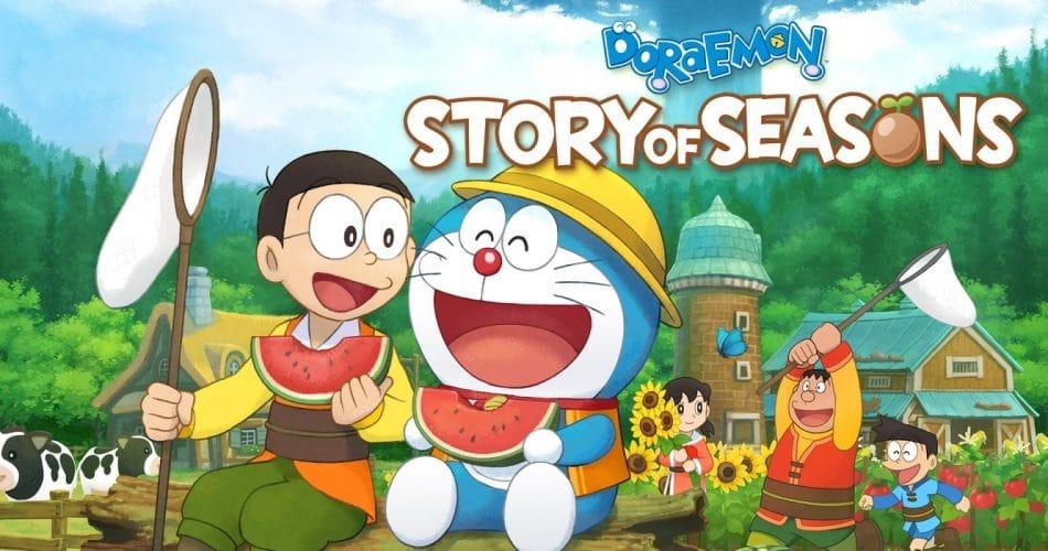 Doraemon Story Of Seasons Final