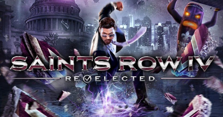 Saints Row 4 Re Elected Final