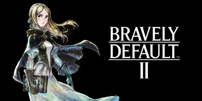Bravely Default 2 Keyart