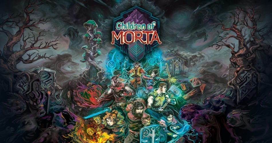 Children Of Morta Final