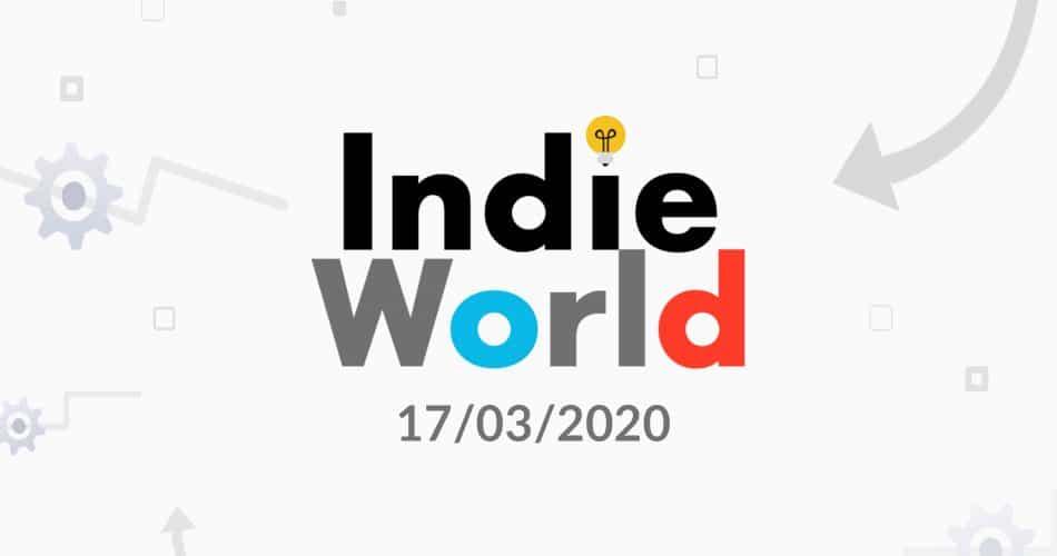 Indie World Mars 2020