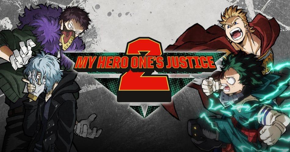 My Hero Ones Justice 2 Final