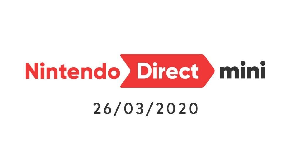 Nintendo Direct Mini Mars 2020
