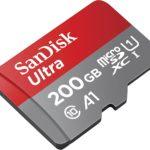 Sandisk Microsd 200