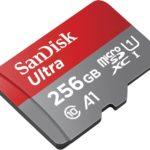 Sandisk Microsd 256