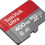 Sandisk Microsd 400