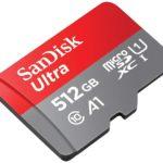 Sandisk Microsd 512