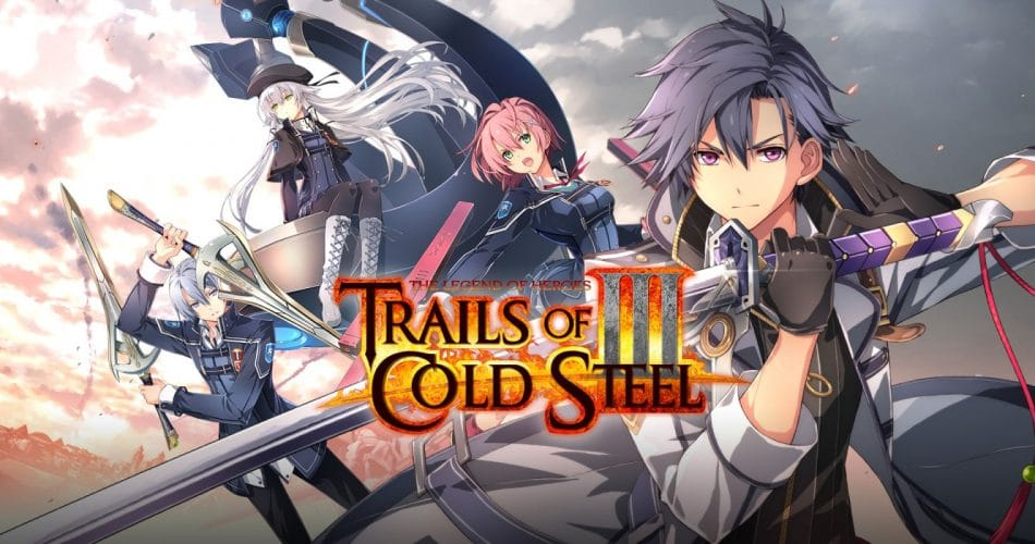 Trails Of Cold Steel 3 Final
