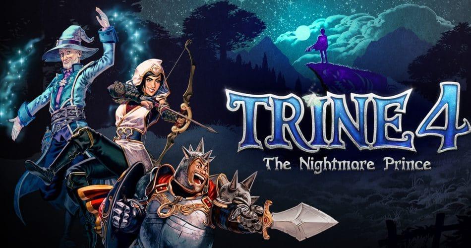 Trine 4 The Nightmare Prince Final
