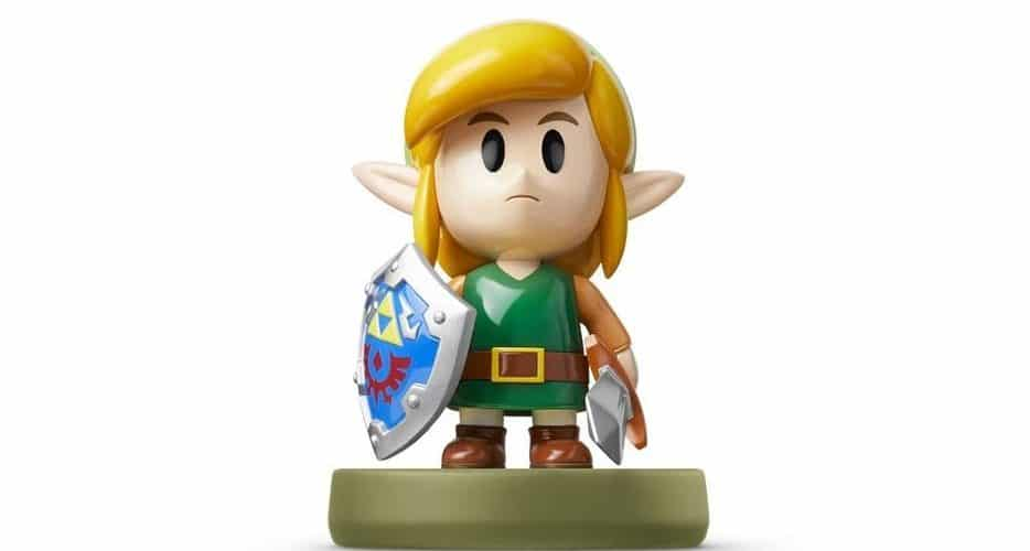 Amiibo Zelda Links Awakening