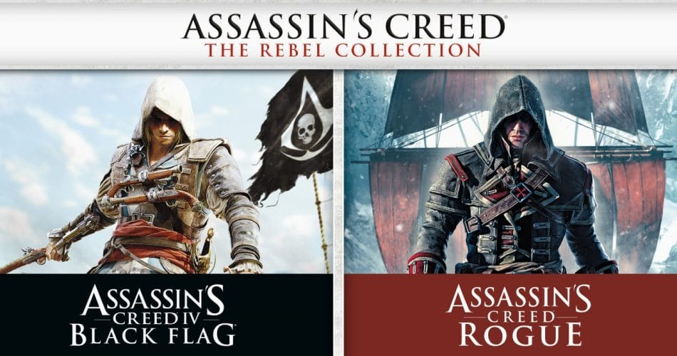 Assassins Creed The Rebel Collection Final