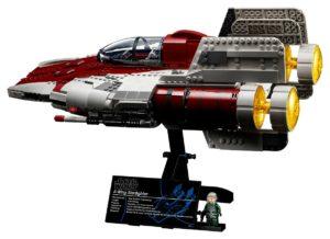 Lego Star Wars A Wing Starfighter Shot 1