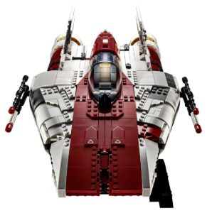 Lego Star Wars A Wing Starfighter Shot 2