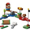 Lego Super Mario Pack Demarrage Inside