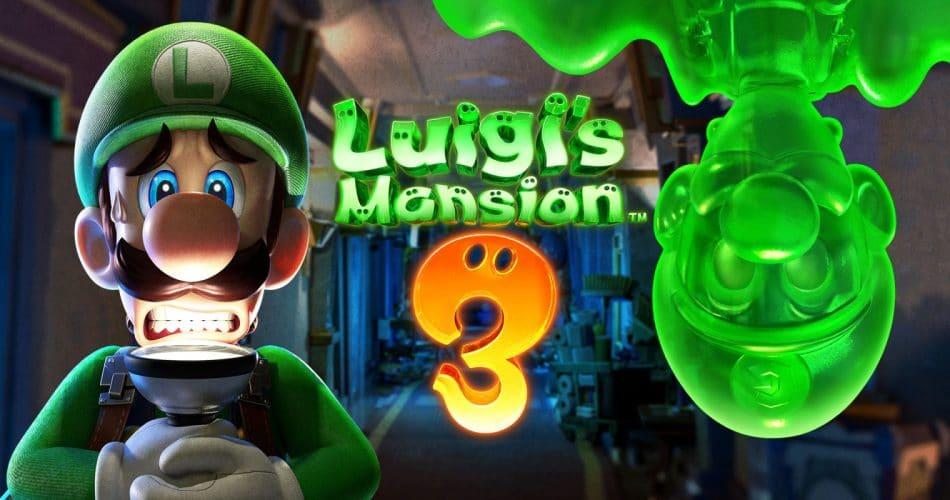 Luigis Mansion 3 Final