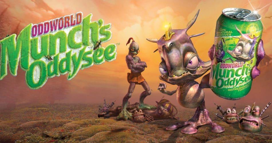 Oddworld Munchs Oddysee Final
