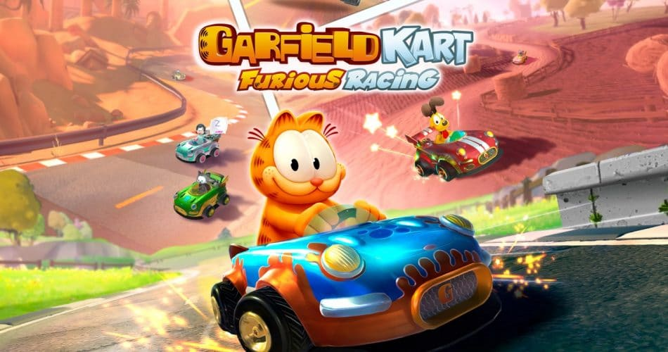 Garfield Kart Furious Racing Final