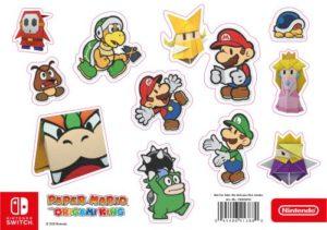 Paper Mario Magnets Fnac
