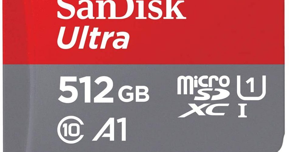Sandisk Microsdxc 512