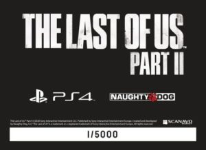 The Last Of Us 2 Lenticulaire