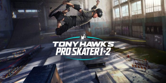 Tony Hawk Pro Skater 1 2
