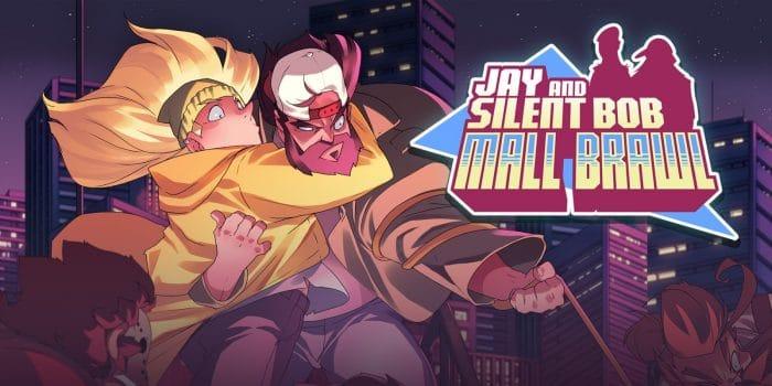 Jay And Silent Bob Mall Brawl