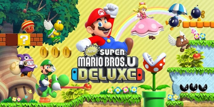 New Super Mario Bros U Deluxe Final