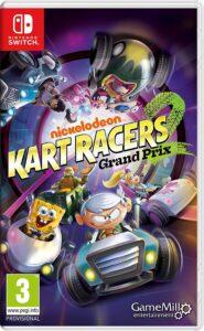 Nickelodeon Kart Racers 2 Grand Prix Switch