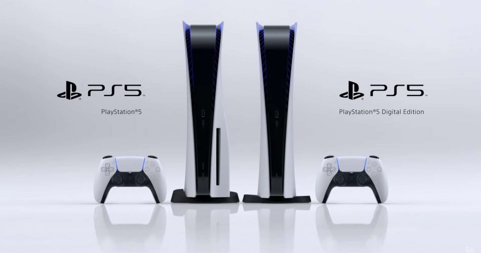 Ps5 Playstation 5 Standard Digital Edition