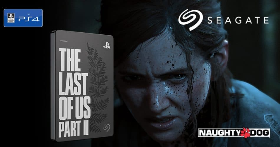Seagate The Last Of Us Part 2