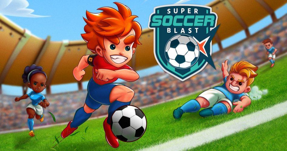 Super Soccer Blast