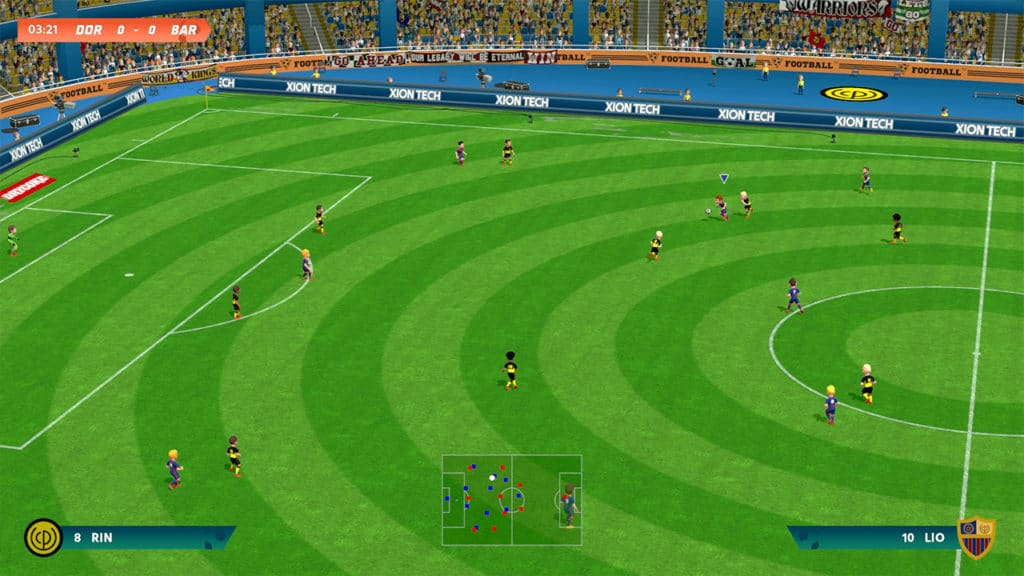 Super Soccer Blast Screen 05