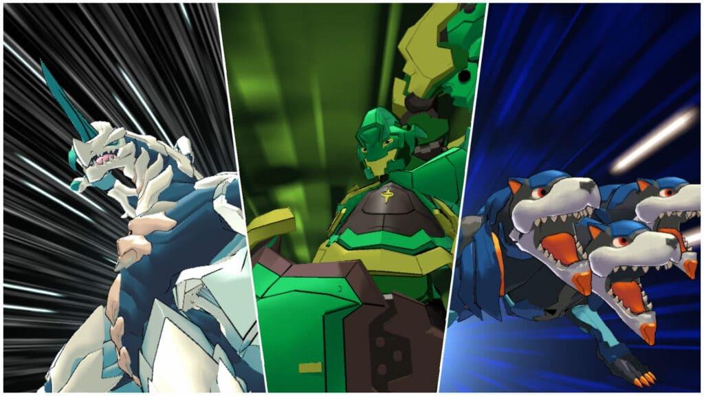 Bakugan Champions Of Vestroia Team Attack Brawl 2