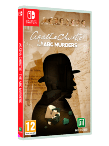Agatha Christie The Abc Murders Switch