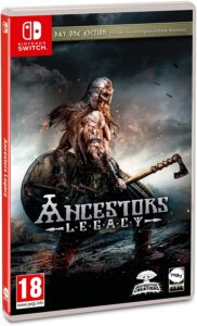Ancestors Legacy Day One Edition Switch