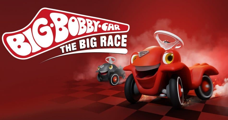 Big Bobby Car The Big Race