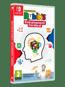 Entrainement Cerebral Professeur Rubik Switch