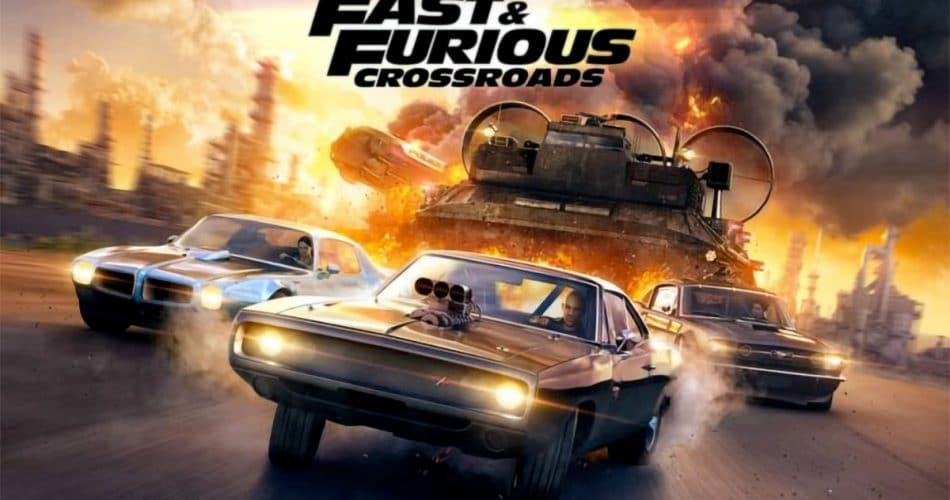 Fast Furious Crossroads