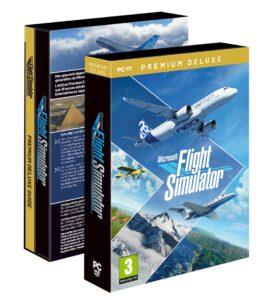 Flight Simulator Edition Deluxe Premium